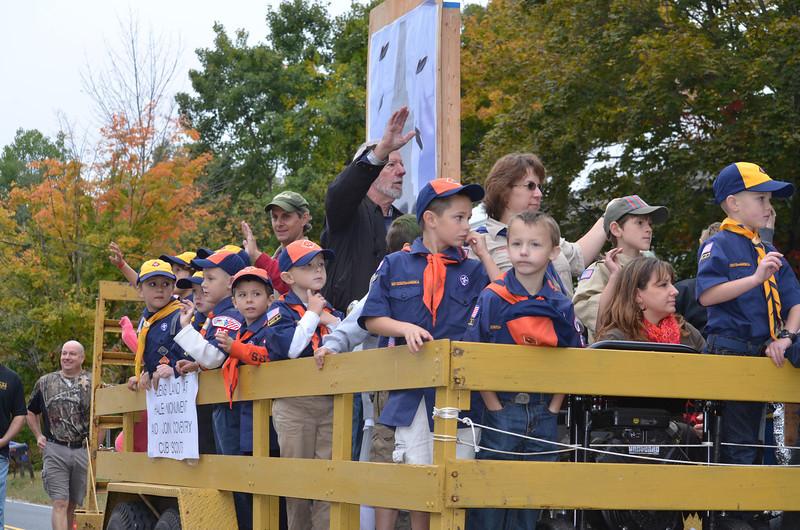 Cub Scouts Pack 65