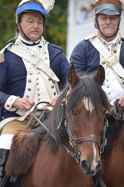 Second Continental Light Dragoons