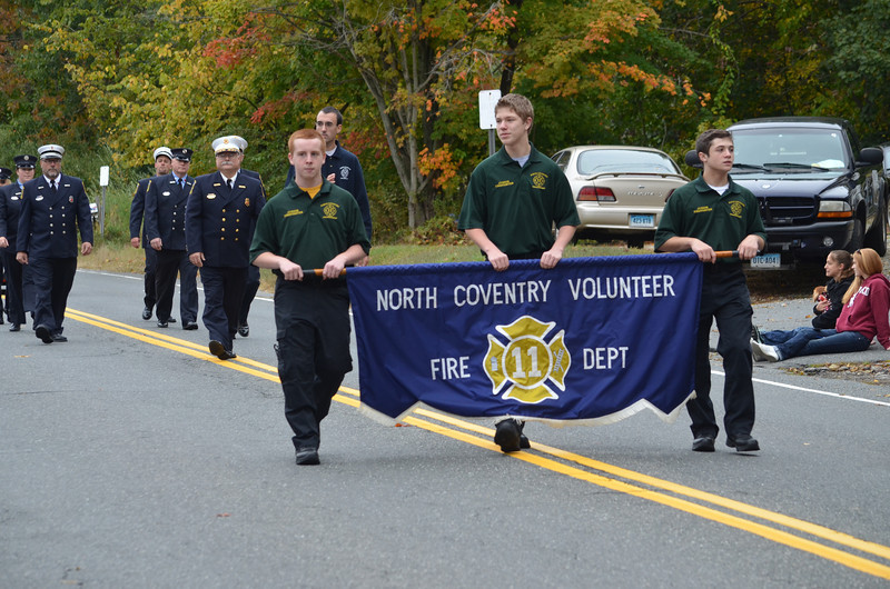North Coventry Volunteer Fire Department.