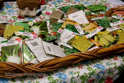Free seeds - I'm wishing I grabbed that packet of Delicata Squash - love those!