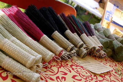 THE most amazing whisk brooms!  New vendors - hope they return!