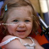 Mark took over the camera, and captured lovely little Lilah at her best! ;-)