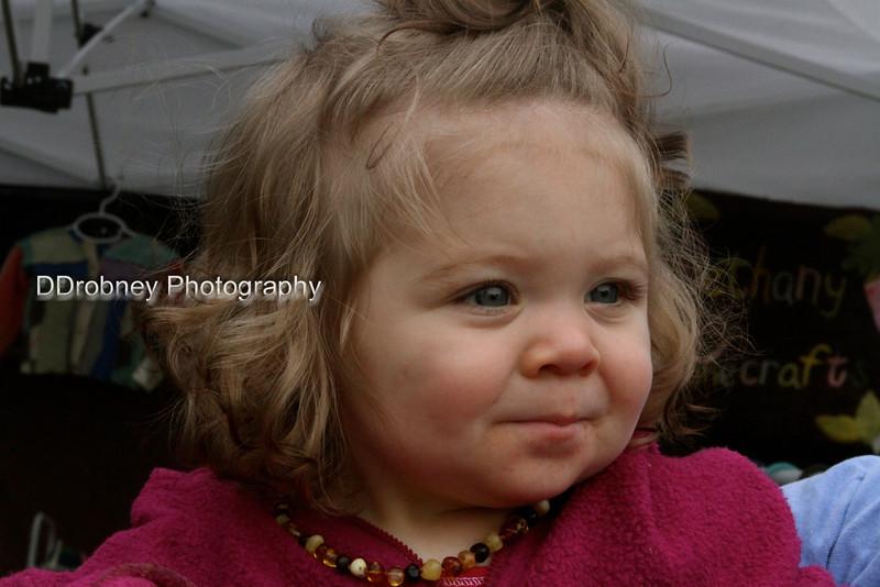 Lilah...lovely CRFM mascot child.  ;-)