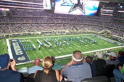 2009 Cowboy Stadium Inaugural Game