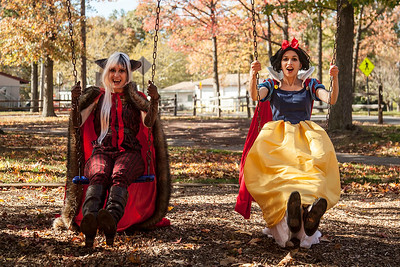 Cerise Hood & Snow White