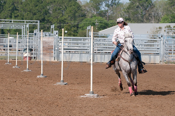 56th Annual  Cracker Day Rodeo - Barrels Riders from 10:am-11:30am on  Sat. Mar 26, 2011 in Flagler County, FL