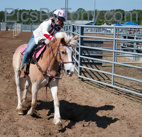 58th Annual Cracker Day Rodeo -  Barrel Racing Riders on Sat. Mar 30, 2013 in Flagler Country