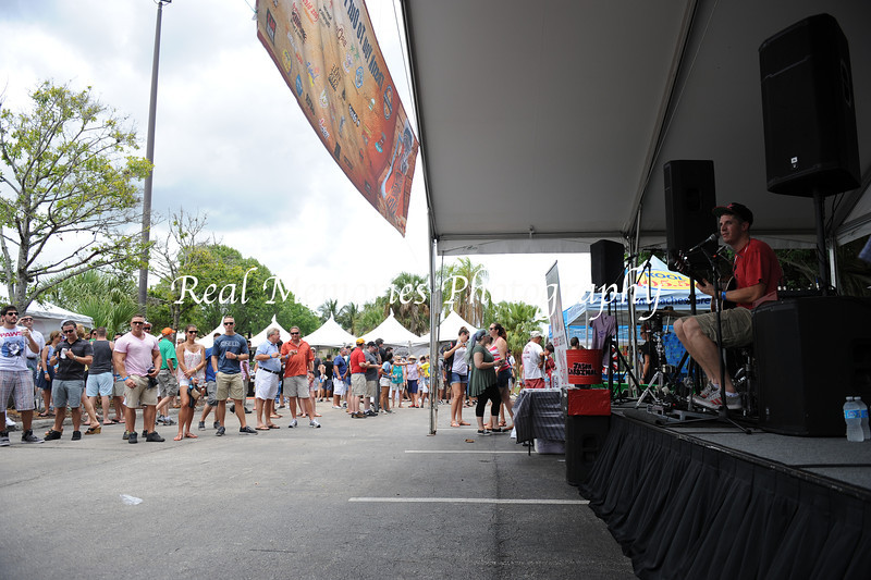 Craft Beer and Burger Bash PGA 2014