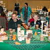 Darin and Elaine Gilman were selling delightful candle holders and other crafts in time for Christmas