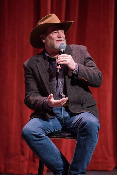 Craig Johnson the western star