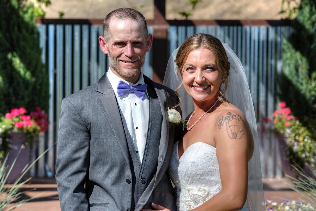 Craig and Colleen Flink Wedding
