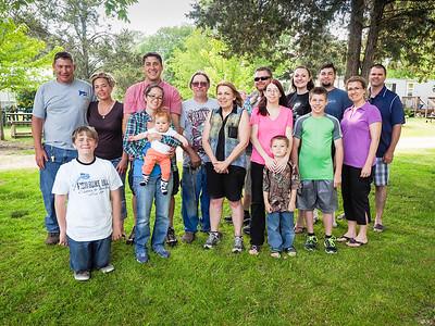 The Cramer Family.  2015