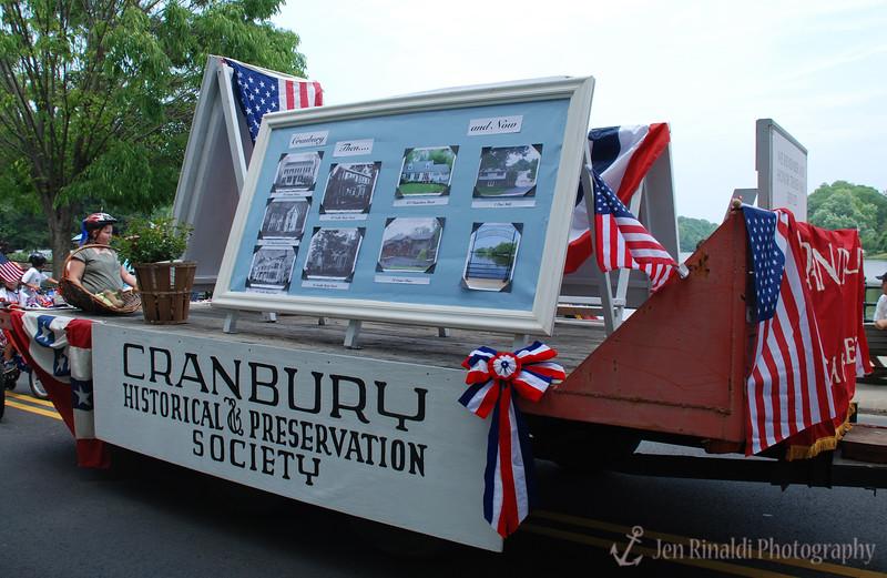 Memorial Day Parade 2007, Cranbury, New Jersey