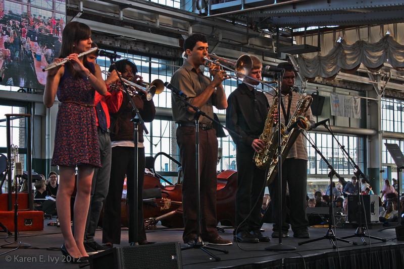 The Oaktown Jazz