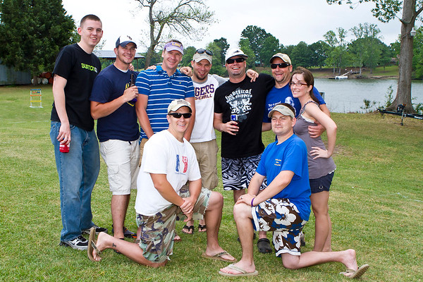 Crawfish Boil For Sons & Soldiers