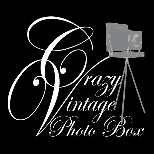 Our Logo for Crazy Vintage Photo Box