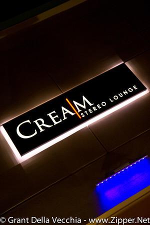 Cream 7-27-11