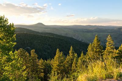 Dream Canyon Sunset II