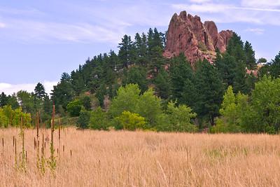 The Old West in Boulder