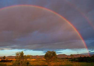 Double Rainbow Bridge