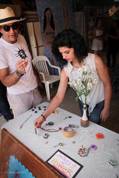 Creativity for Peace 2013- Open House-3536
