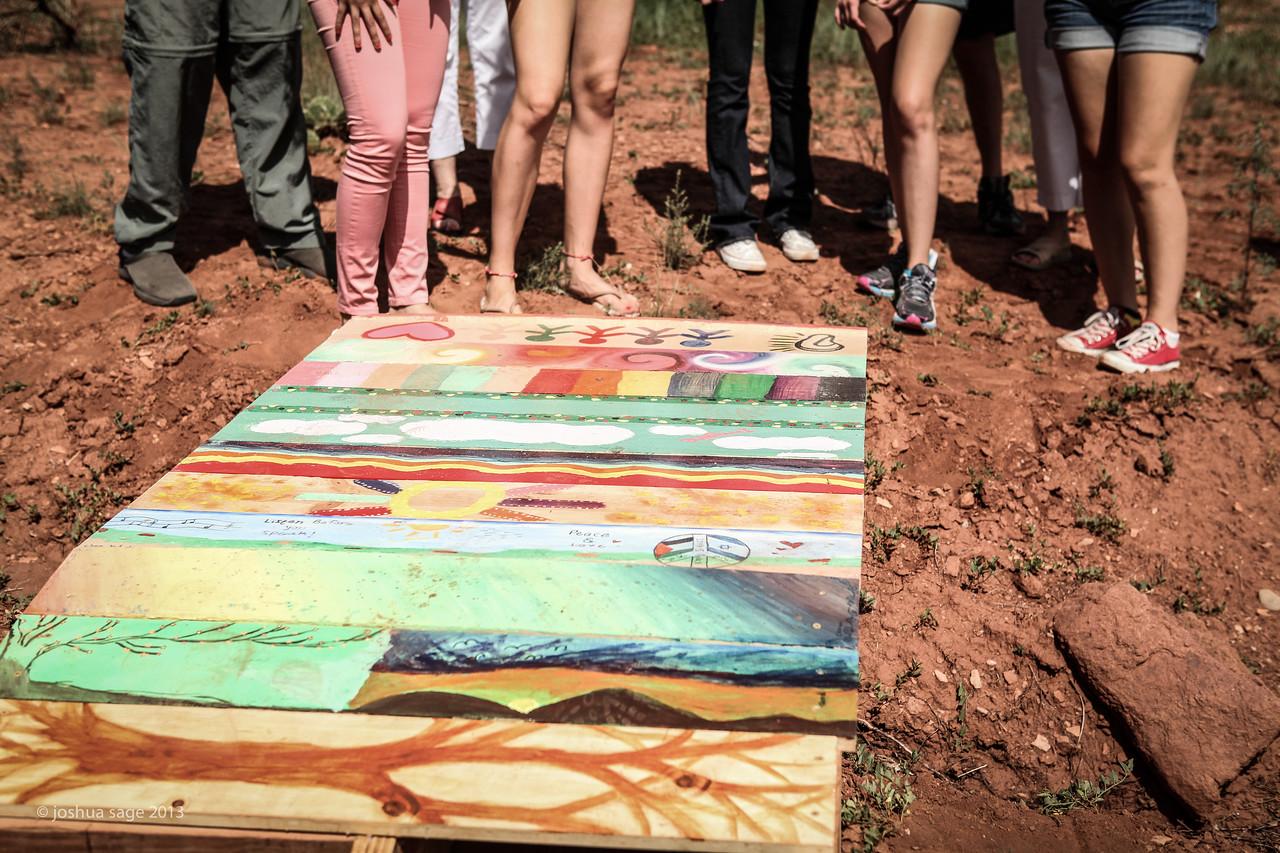 Creativity for Peace 2013- Open House-3630