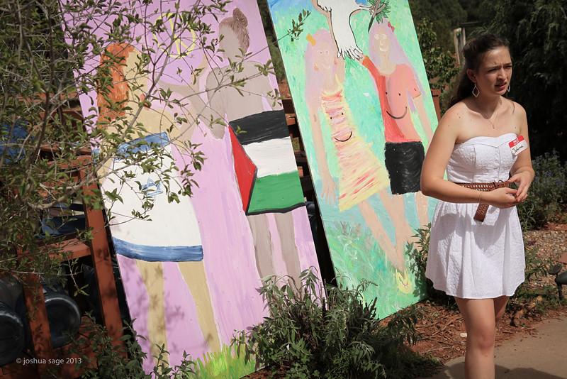 Creativity for Peace 2013- Open House-3666