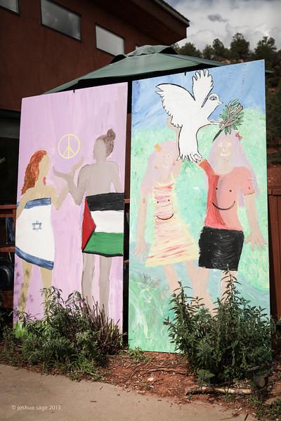 Creativity for Peace 2013- Open House-3648