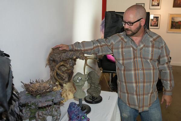 Creature Circus: An Art Event