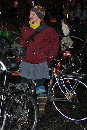 Critical Mass December 2007