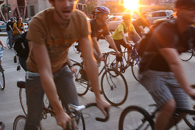 Critical Mass September 2008