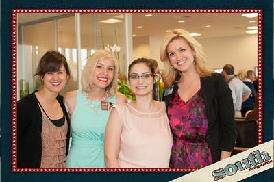 Mattie Schuler, Rachel Schroeder, Sara D'Eugenio and Meagan Donoghue
