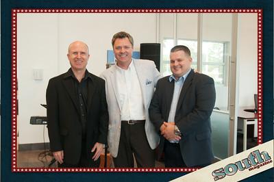 Jeremy Davis, Leif Ragnaldsen and Peter Berquist