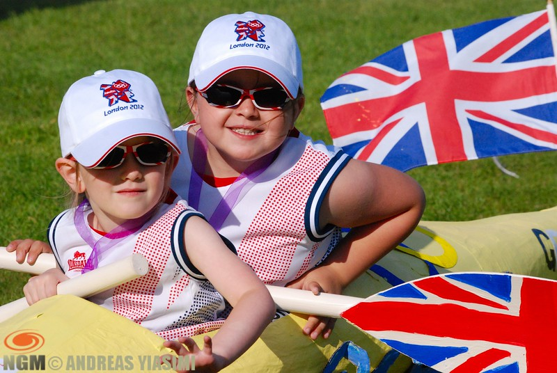 Bonny baby competition and other events on carnival field