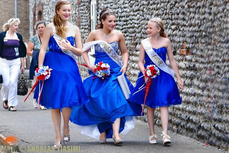 Cromer carnival day and grand parade