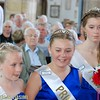 Miss Cromer crowning day