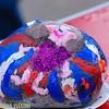 Cromer carnival stone painting