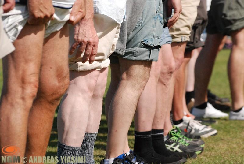 Carnival Sunday events - Knobbly knees