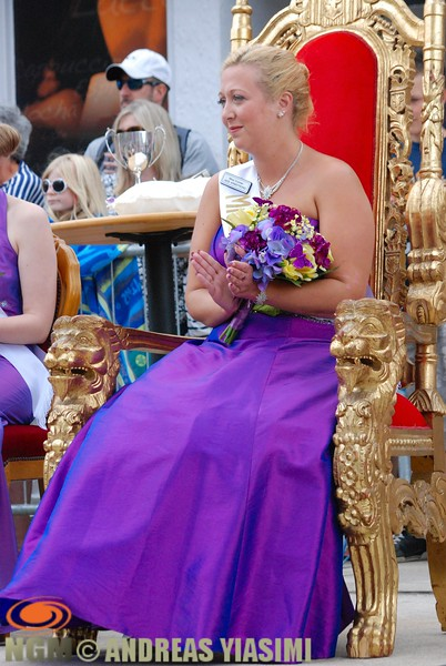 Cromer Carnival Queen crowning ceremony with special guest star Olly Day