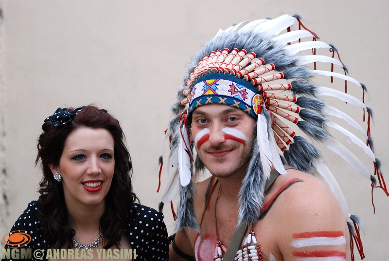 Annual Cromer carnival fancy dress