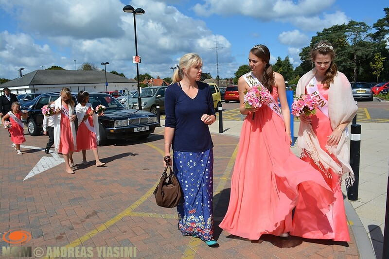 Cromer carnival royal family visits.