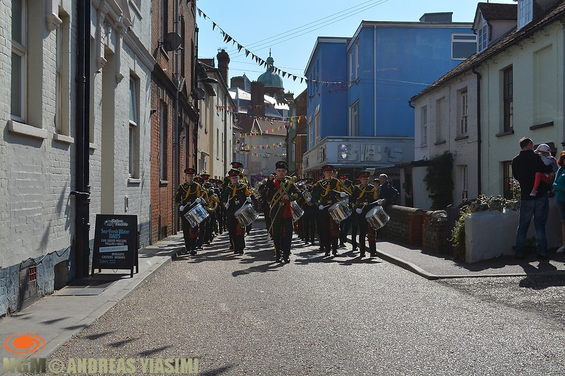 Cromer carnival day 2014