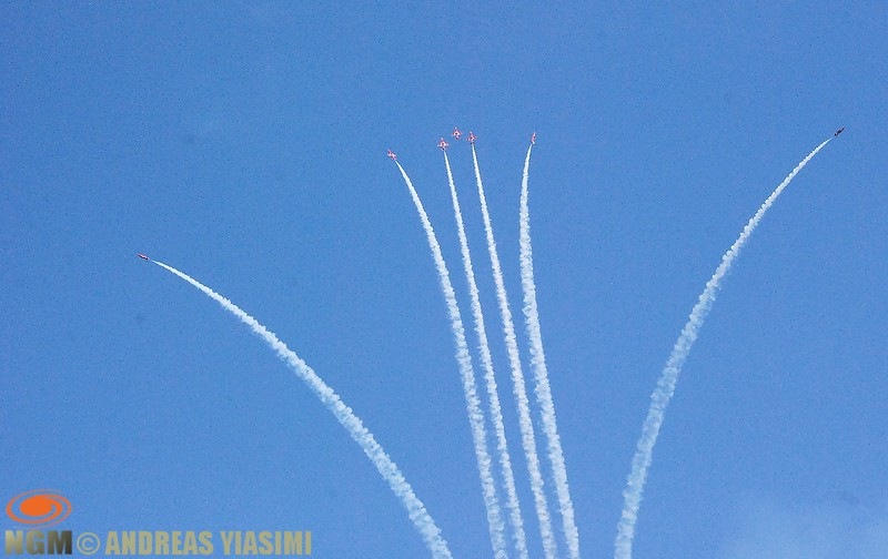 The Red Arrows