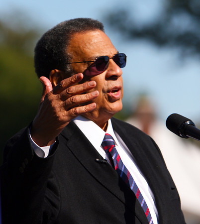 Cross Roads Academy and Ambassador Andrew Young