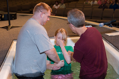 CrossWay Baptism