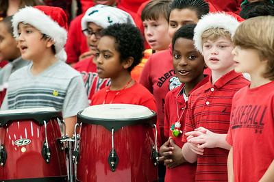 Crown Point Elementary Christmas Program 12-18-15