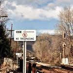 Crozet Train Track