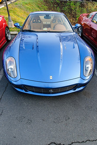 Ferrari at Coffee and Cars
