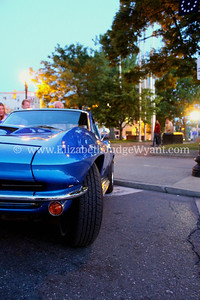 Chevy Corvette Easton Cruise Night, May 24, 2014