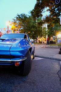 Chevy Corvette Easton Cruise Night, May 24, 2014